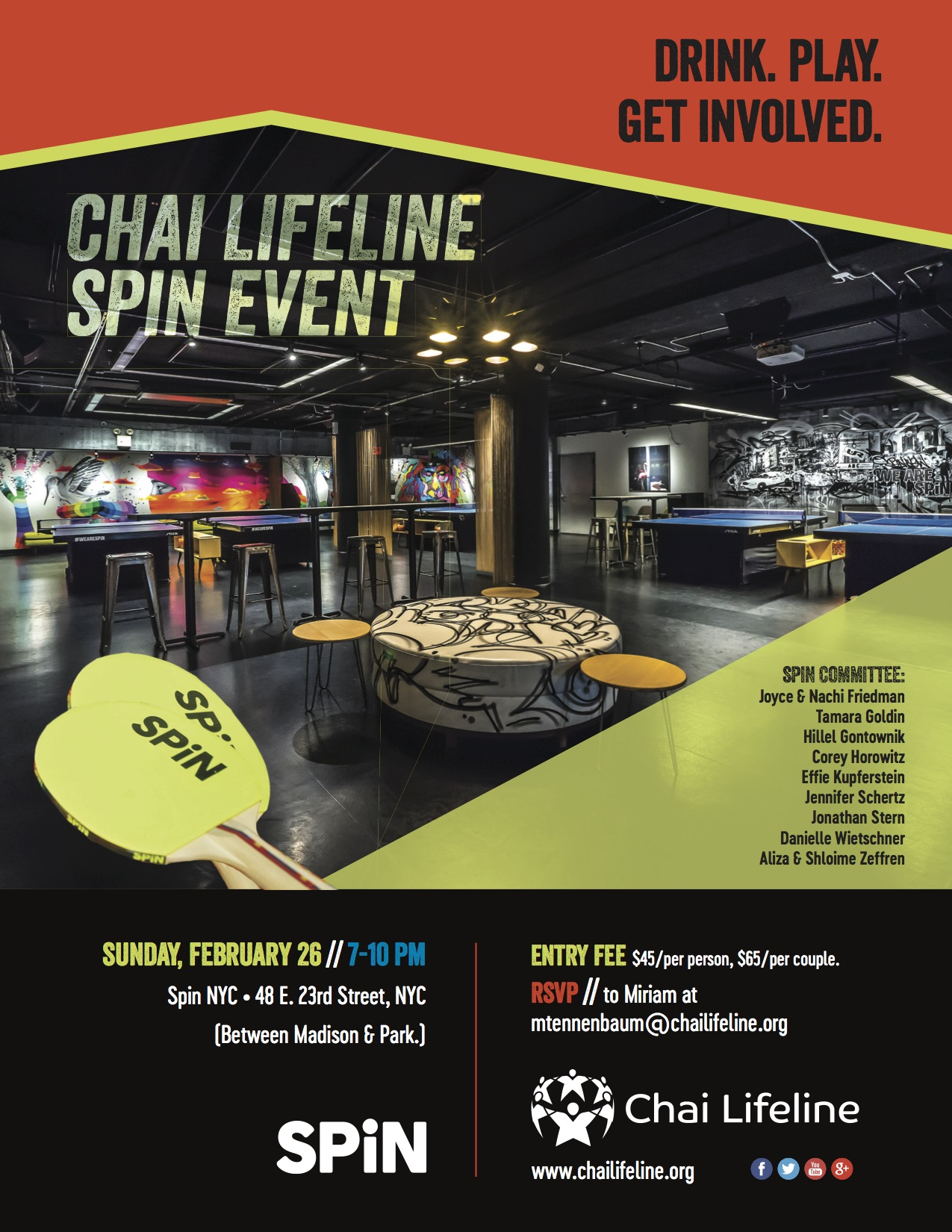 Spin Event