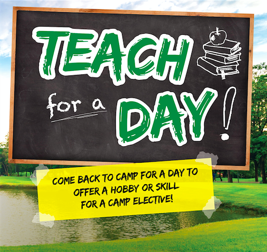 Teach for a Day at Camp Simcha- All Summer Long!