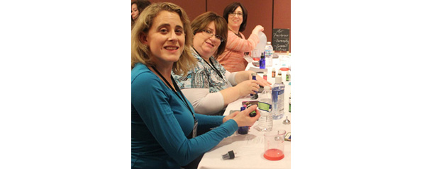 Moms� Retreat Gives Mothers a Day Off
