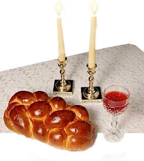 Shabbat Candle Lighting Amazing Design